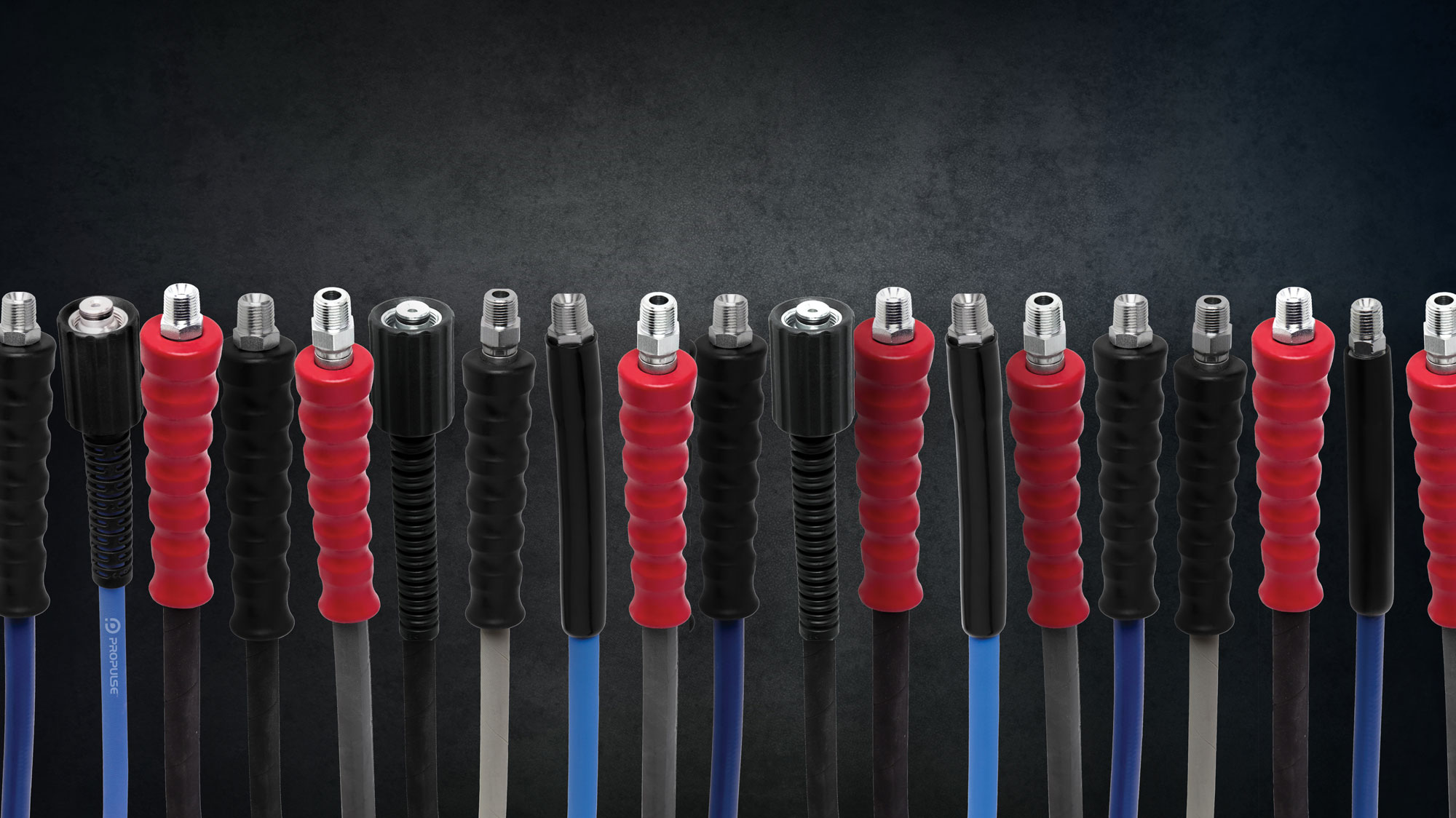 Manufacturer's Guide to High-Pressure Hose Application & Selection