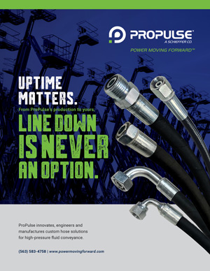ProPulse—a Schieffer Co. Hydraulic Hose Capabilities Brochure